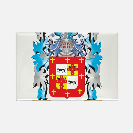 Hinojosa Coat of Arms - Family Crest Magnets