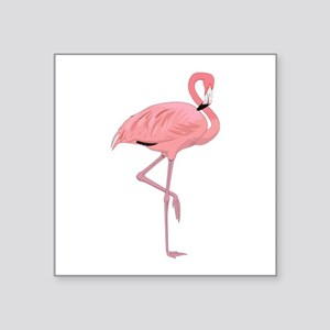 Beautiful Flamingo Sticker