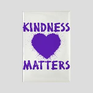Kindness Matters Rectangle Magnet Magnets