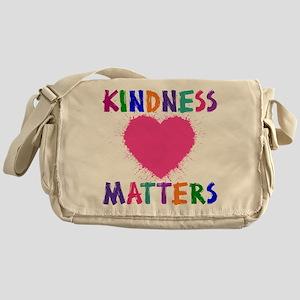 KINDNESS MATTERS Messenger Bag