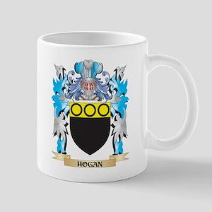 Hogan Coat of Arms - Family Crest Mugs
