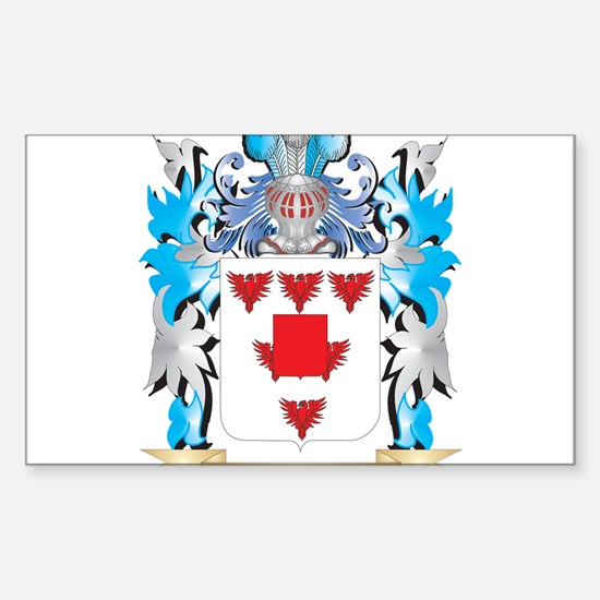Holden- Coat of Arms - Family Crest Decal
