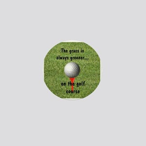 Golf lover Mini Button