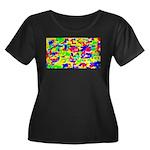 Summer Plus Size T-Shirt