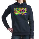 Summer Women's Hooded Sweatshirt