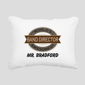 Awesome Band Director Rectangular Canvas Pillow