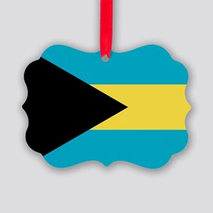 Flag of the Bahamas Ornament
