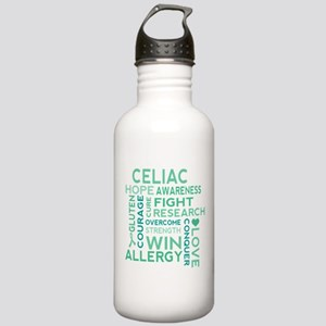 Celiac Disease awareness Water Bottle