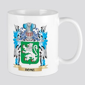 Home Coat of Arms - Family Crest Mugs