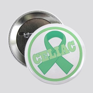 "Celiac Disease Ribbon 2.25"" Button (10 pack)"