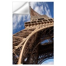 View From Underneath The Eiffel Tower; Paris, Fran Wall Decal