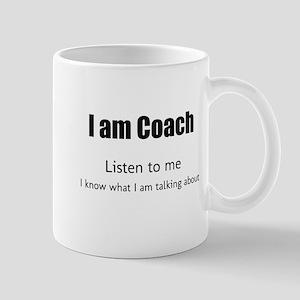 I am coach Mugs