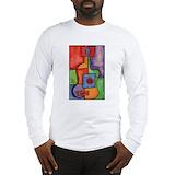 Classical guitar Long Sleeve T-shirts