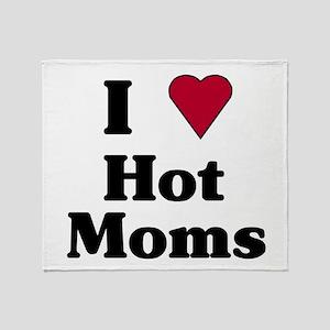 HOT MOMS Throw Blanket