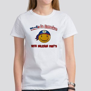Belizean American Women's T-Shirt