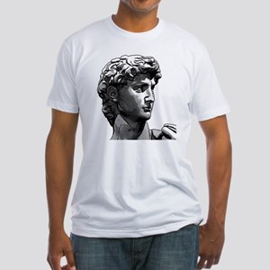 HEAD OF DAVID Fitted T-Shirt