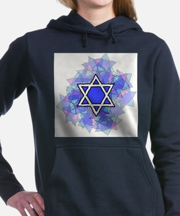 Funny Judaism Women's Hooded Sweatshirt