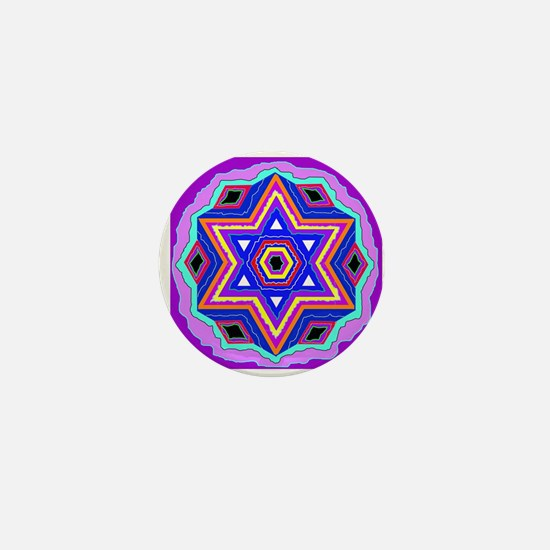 Cute Spirituality Mini Button