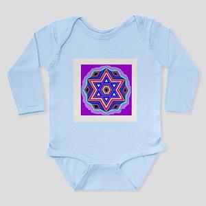 Jewish Star of David. Body Suit