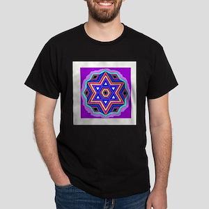 Jewish Star of David. T-Shirt