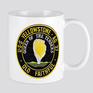 USS YELLOWSTONE 11 oz Ceramic Mug