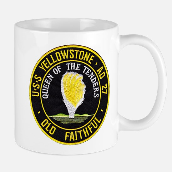 USS YELLOWSTONE Mug