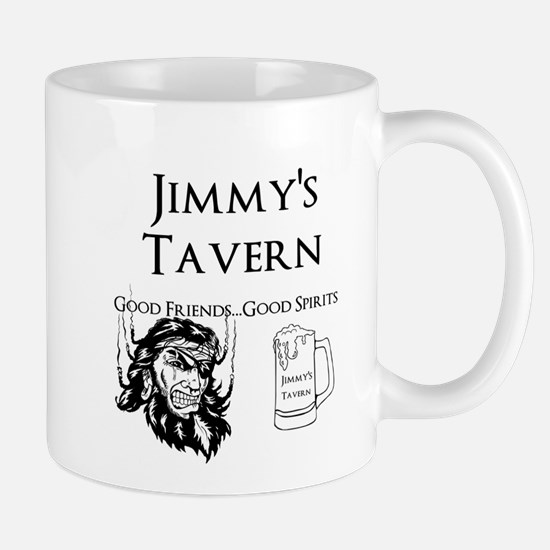 Personalized Pub Bar Mugs