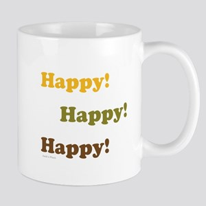 Happy! Happy! Happy! Mugs