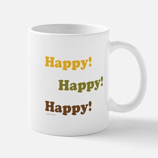 Happy! Happy! Happy! Mugs