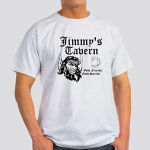 Personalized Bar Man Cave Logo T-Shirt