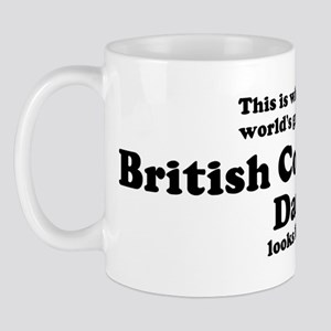 British Columbian dad looks l Mug