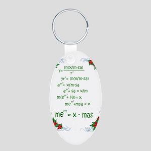 Christmas Math Keychains