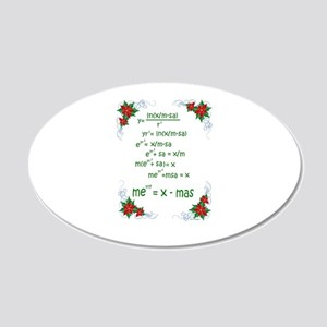 Christmas Math Wall Decal