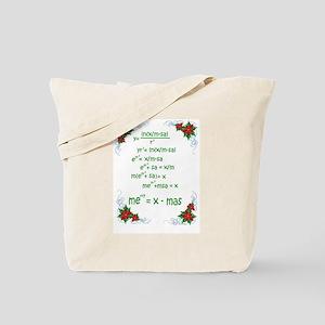 Christmas Math Tote Bag