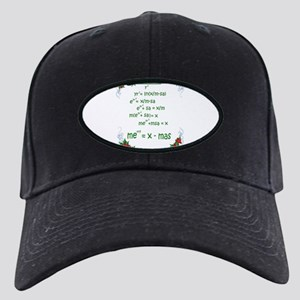 Christmas Math Baseball Hat