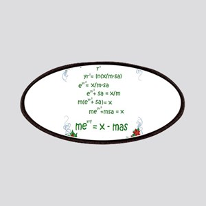 Christmas Math Patches