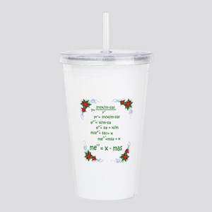A product name Acrylic Double-wall Tumbler