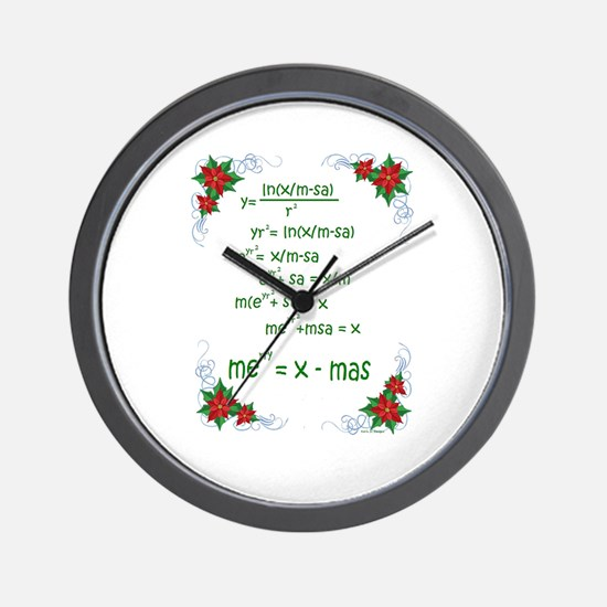 A product name Wall Clock