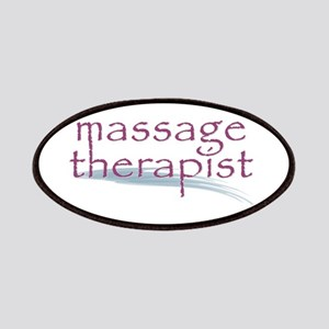 Massage Therapist Patches