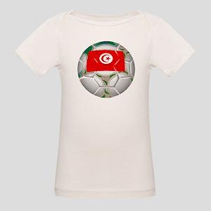 Tunisia Soccer Ball T-Shirt