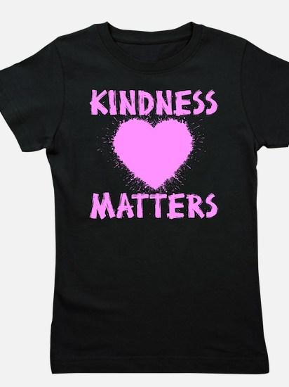 KINDNESS MATTERS Girl's Tee