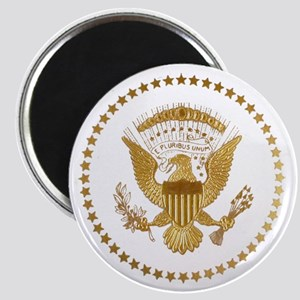 Gold Presidential Seal Magnet