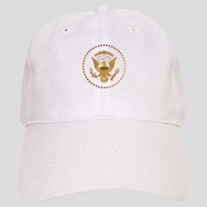 Gold Presidential Seal Cap