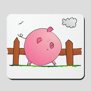 Piggy! Mousepad