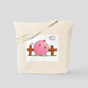 Piggy! Tote Bag