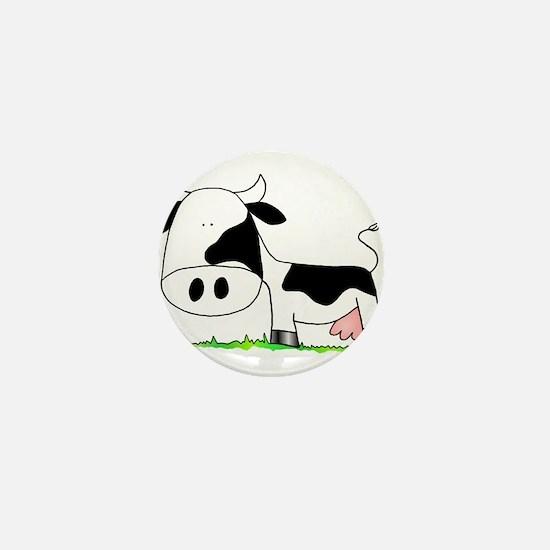 Moo Cow! Mini Button