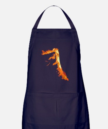 Supernatural - Mark of Cain Apron (dark)