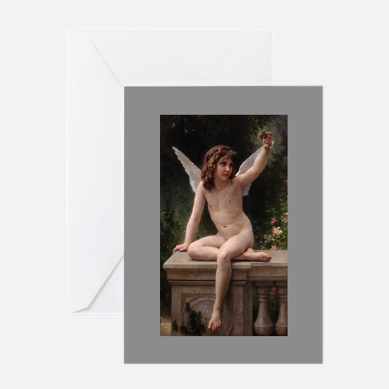 Le Captif 5x7 Greeting Cards