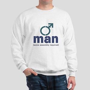 T-Man Assembly Sweatshirt