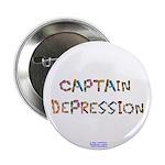 Captain Depression Button 2.25
